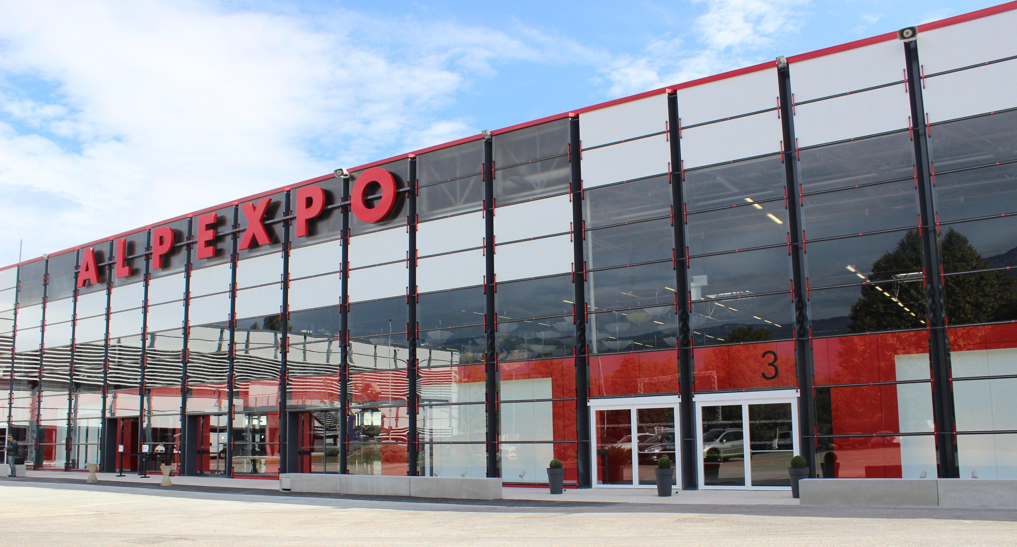 Grenoble_centre de congrès_alpexpo