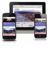 Grenoble_Bureau des Congrès_Site web_responsive design