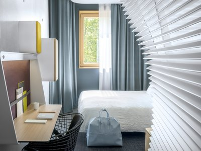 Chambre de OKKO Hôtel Grenoble