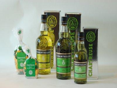 Produits Chartreuse