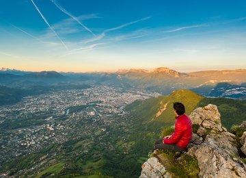 Une métropole au cœur des Alpes