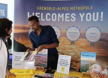 Grenoble-Alpes Métropole Welcomes you