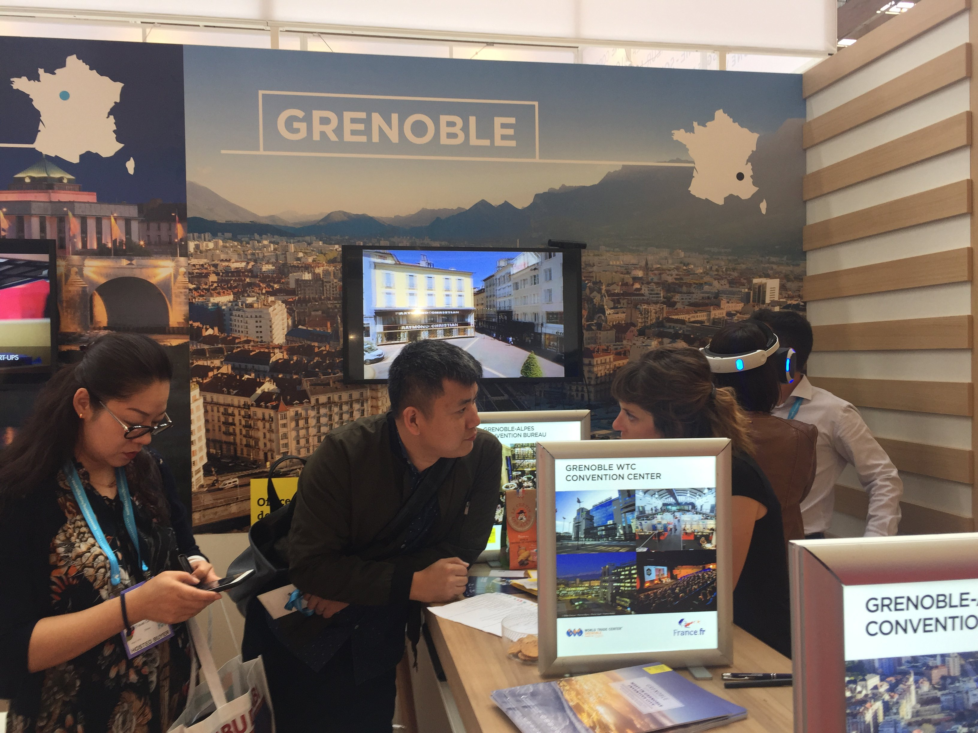 Grenoble_salon_prospection_destination_VR 360