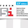 Forum 5i : « innovation et empreinte carbone : quelles synergies ?» au WTC le 29 sept.