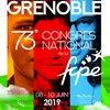 [Ils ont choisi Grenoble] René Caprera, Congrès FCPE 2019