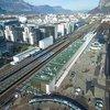 Inauguration du pôle d'échanges Grenoble Gares