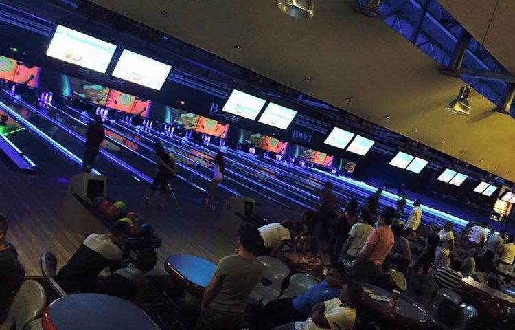 Echirolles bowling alley