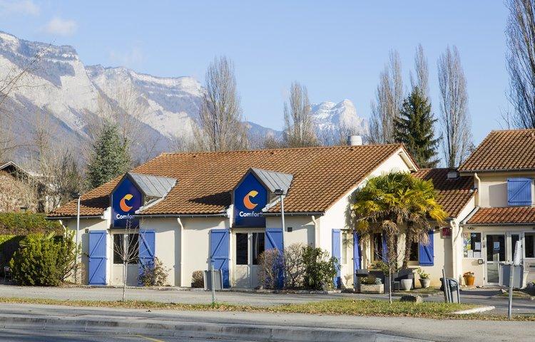 Comfort Hotel Grenoble Meylan