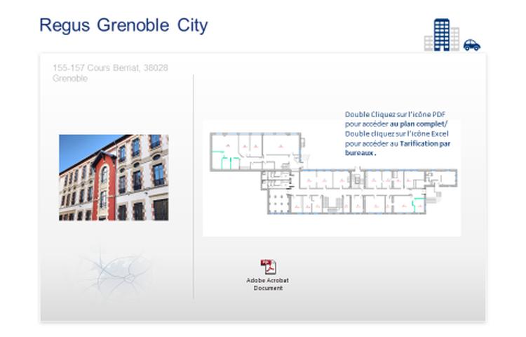 REGUS Grenoble City