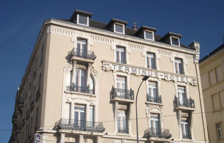 Hôtel Best Western Terminus