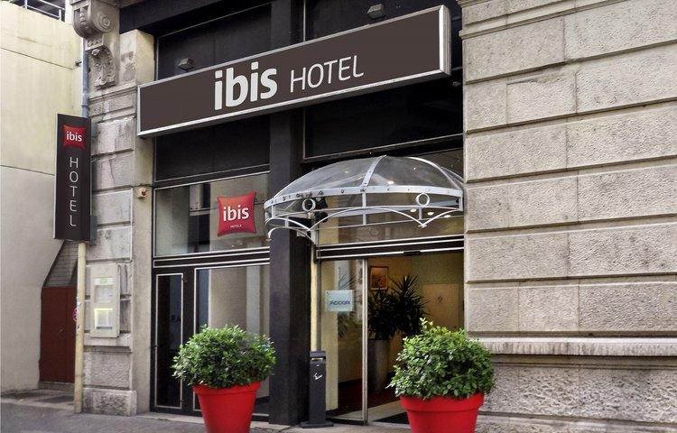 Hôtel Ibis Grenoble centre Bastille