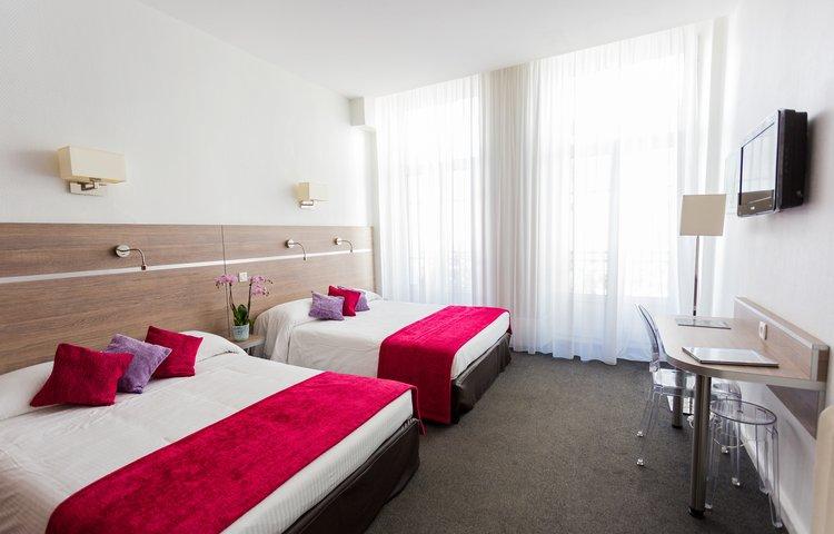 Hôtel de l'Europe Grenoble Hyper Centre