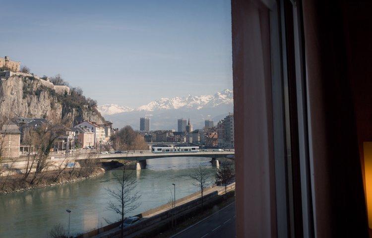 Hôtel Ibis Grenoble gare