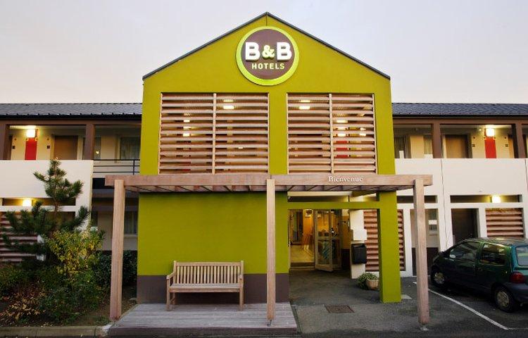 Hotel B&B Grenoble Université