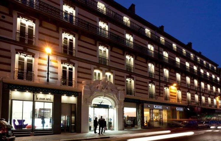 Le Grand Hôtel Grenoble centre