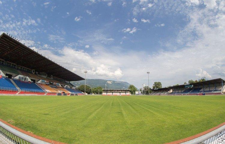 FCG RUGBY - Stade Lesdiguières