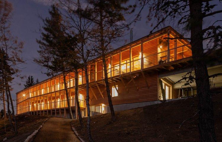 Centre d'hébergement sportif Zecamp